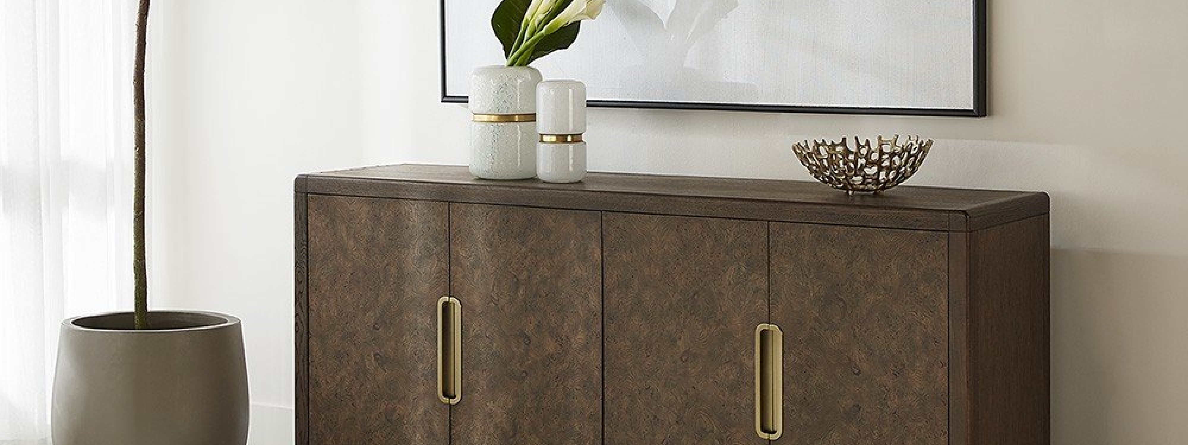 Martens Sideboard by Sunpan